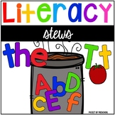Literacy Stews - Cooking Up Letters, Sounds, Sight Words, & Names