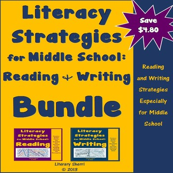 Literacy Strategies Strategies for Middle School: Reading