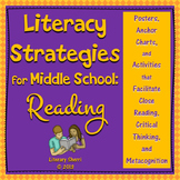 LITERACY STRATEGIES: Middle School Reading