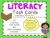 Literacy Task Cards