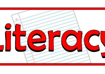 Literacy Title Banner