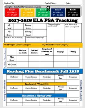 Literacy Tracking Sheet