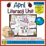 Literacy Unit:  April