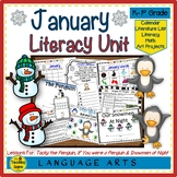 Literacy Unit:  January