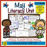May Literacy Unit: The Tiny Seed, Plant the Seed, & All Ab