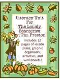 """Literacy Unit on """"The Lonely Scarecrow"""""""