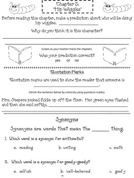 Literacy Unit/Guided Reading/Book Study: Vampires Don't Wear Polka Dots
