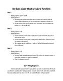 Literacy Units: Caddie Woodlawn by Ryrie Brink