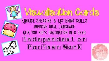 Literacy Visualisation Cards