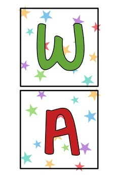 Literacy Wall Classroom Sign