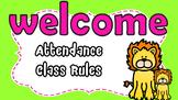 Literacy Warmup Term 1 Kindergarten PC