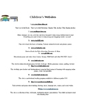 Literacy Websites for parents and students