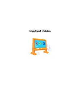 Literacy Websites with Descriptions