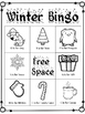 Literacy Winter Bingo - 24 Unique Bingo Cards