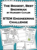 Winter Literacy STEM or STEAM Challenge_Children's book STEM Challenge