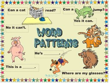 Literacy - Word Patterns