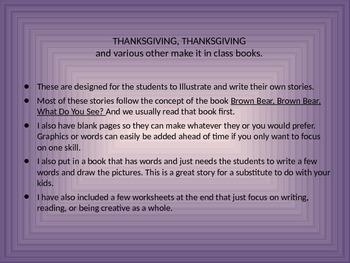 Literacy Work