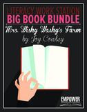 """Literacy Work Station Big Book Bundle: """"Mrs. Wishy Washy's Farm"""""""