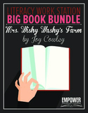 "Literacy Work Station Big Book Bundle: ""Mrs. Wishy Washy's Farm"""