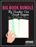 "Literacy Work Station Big Book Bundle: ""My Teacher Can Tea"