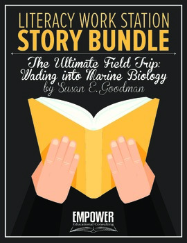 "Literacy Work Station Story Bundle: ""The Ultimate Field Trip"" (Storytown)"