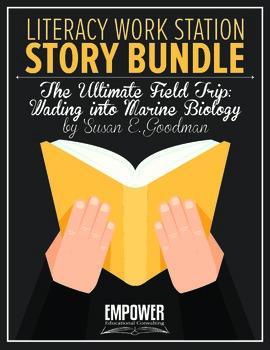 "Literacy Work Station Story Bundle: ""The Ultimate Field Trip"" (Storytown)"