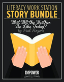 "Literacy Work Station Story Bundle: ""What Will the Weather"