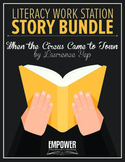 "Literacy Work Station Story Bundle: ""When the Circus Came"