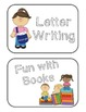 Literacy Workshop Cards