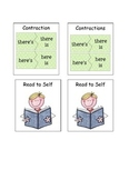 Literacy Workshop - Center Icons