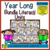 Year Long Literacy Bundle
