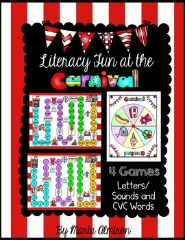 Literacy and Fun at the Carnival