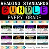 Standard Based Reading Comprehension for All Grades BUNDLE