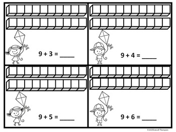Addition and Subtraction: Spring Math Activities