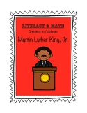 Literacy and Math Activities to Honor Martin Luther King, Jr.