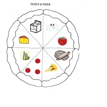 Literacy and Sequencing Pete's a Pizza