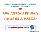 Literacy-based Leson Plan Assistant (mixed groups) - Litte