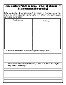 Literacy by Design - Grade 4 Summative Activities & Questions - Level T