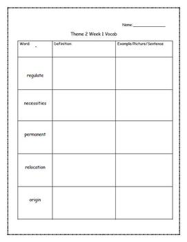 Literacy by Design Grade 4 Theme 1 and 2 Assessments