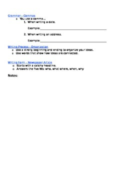 Literacy by Design Theme 6 Third Grade Study Guide