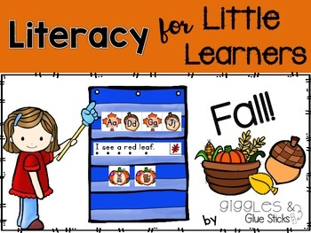 Literacy for Little Learners: Fall