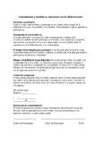 Literacy form for Parents/ Guardians