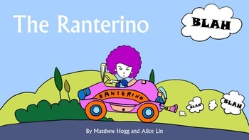 Literacy, sight words, high-frequency words with The Ranterino