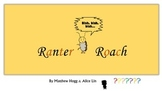 Literacy, sight words, high-frequency words with Ranter Roach