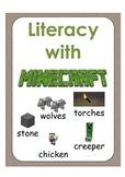 Literacy with Minecraft