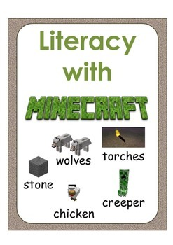 Literacy with Minecraft