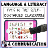 Literacy Language and Communication The iPad in the Autism