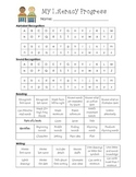 Literacy/Writing Progress Monitoring Goal Sheet
