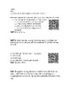 Literal Equations and Inequalities Application Practice (with/without QR Codes!)