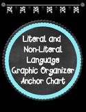 Literal and Non-Literal Language Anchor Chart